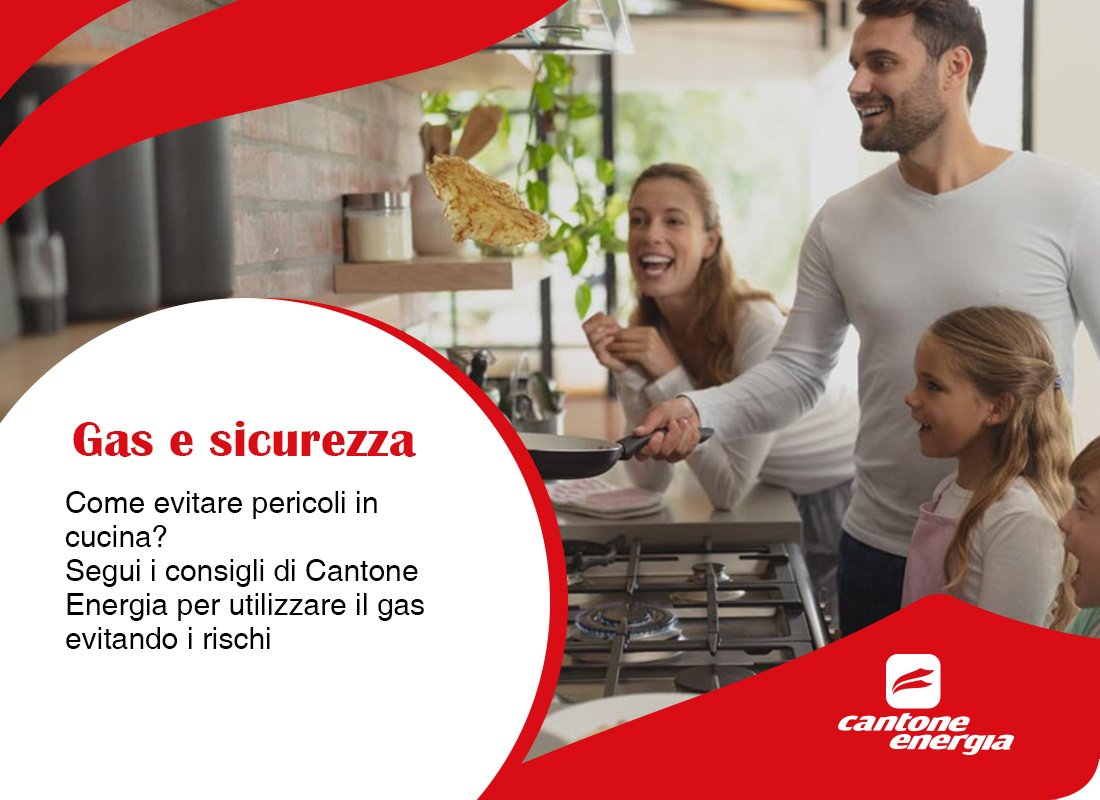 Gas e sicurezza: come evitare pericoli in cucina