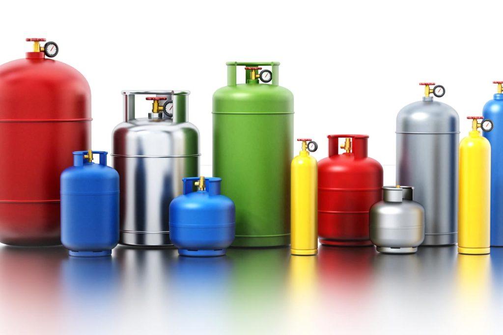 bombole di gas