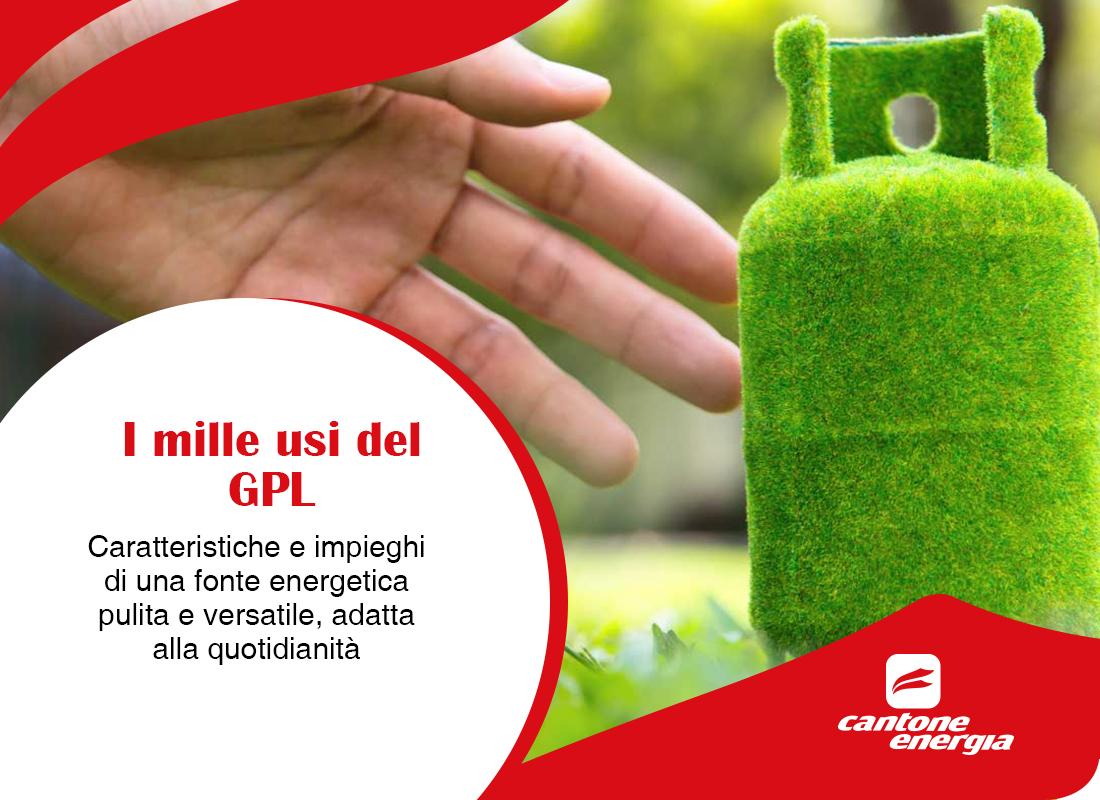 I mille usi del GPL, fonte energetica pulita e versatile