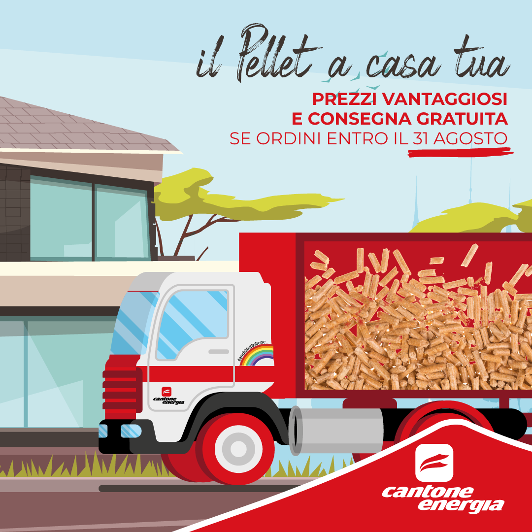 Scegli la Qualità e i Prezzi vantaggiosi di Cantone Energia!
